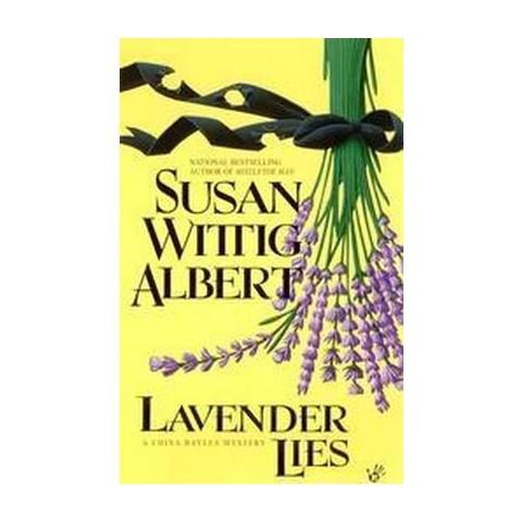Lavender Lies (Reissue) (Paperback)