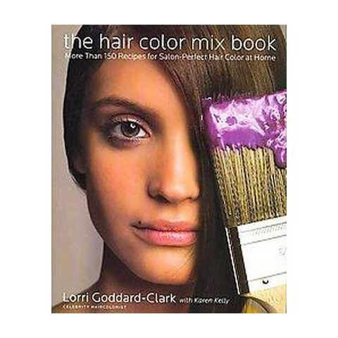 The Hair Color Mix Book (Hardcover)
