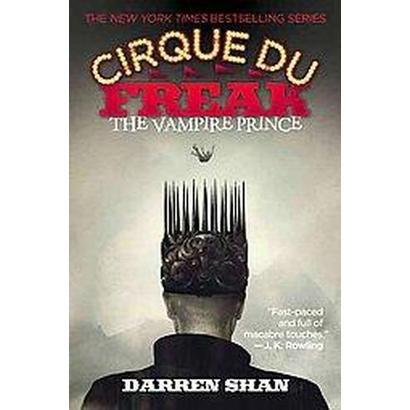 The Vampire Prince (Reprint) (Paperback)