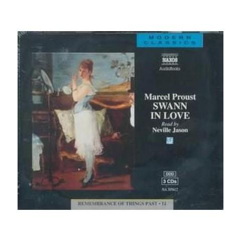 Swann in Love (Abridged) (Compact Disc)