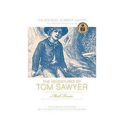 The Adventures of Tom Sawyer (Unabridged) (Hardcover)
