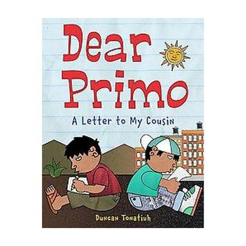 Dear Primo (Hardcover)