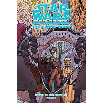Star Wars: The Clone Wars: Slaves of the Republic 3 (Hardcover)