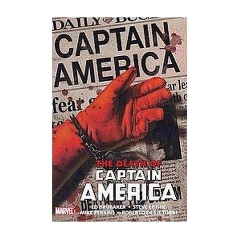 The Death of Captain America (Hardcover)