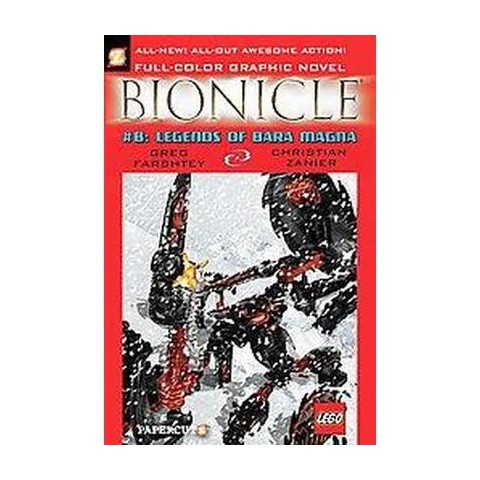 Bionicle 8 (Hardcover)