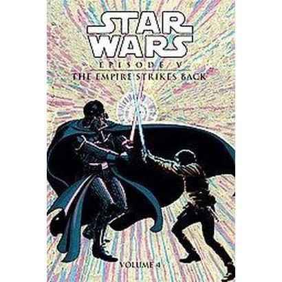 Star Wars: Episode V: The Empire Strikes Back 4 (Hardcover)