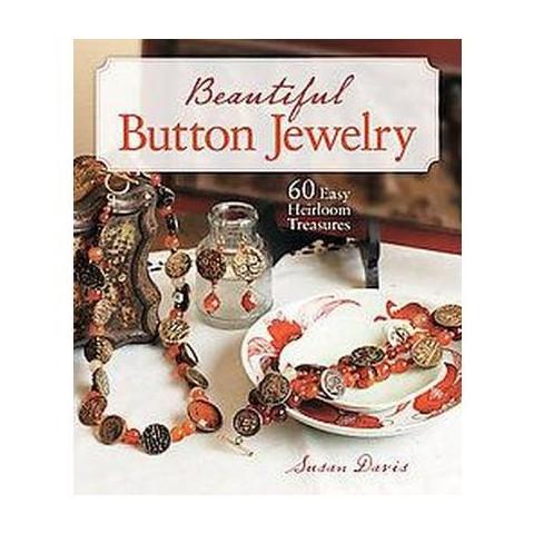 Beautiful Button Jewelry (Paperback)