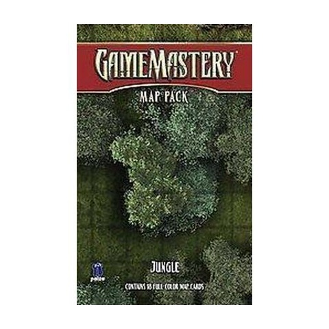 Gamemastery Map Pack Jungle (Cards)