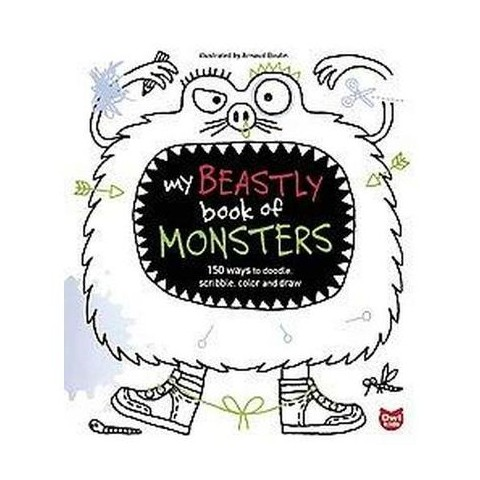 My Beastly Book of Monsters (Paperback)