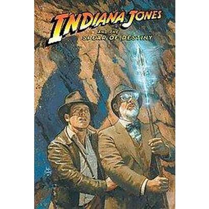 Indiana Jones And The Spear of Destiny (4) (Hardcover)