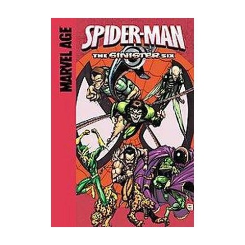 The Sinister Six ( Spiderman) (Hardcover)