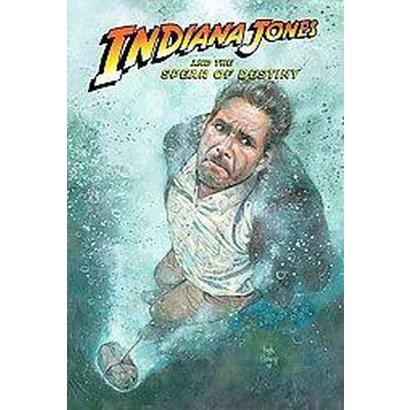 Indiana Jones And The Spear of Destiny (3) (Hardcover)