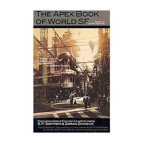The Apex Book of World Sf (Paperback)