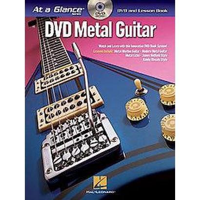 Metal Guitar (Mixed media product)