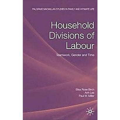 Household Divisions of Labour (Hardcover)