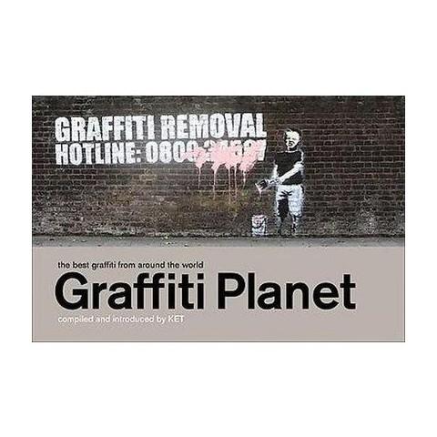 Graffiti Planet (Hardcover)
