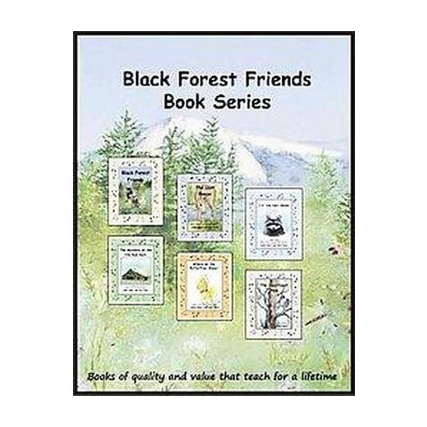 Black Forest Friends Book Series (1) (Hardcover)
