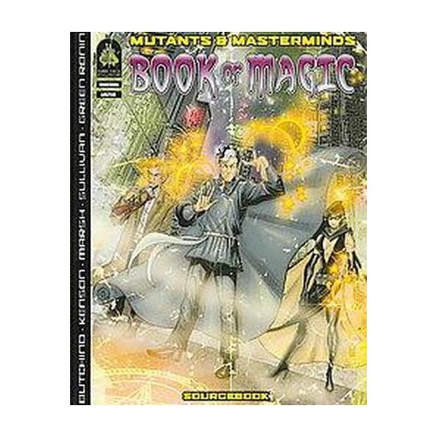 Book of Magic (Paperback)