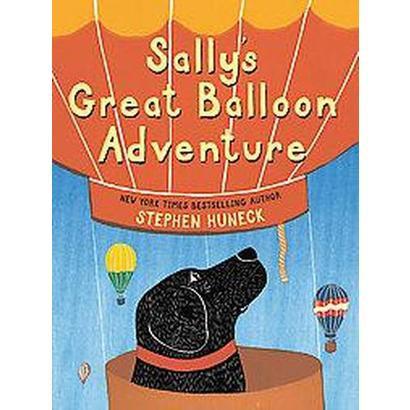 Sally's Great Balloon Adventure (Hardcover)