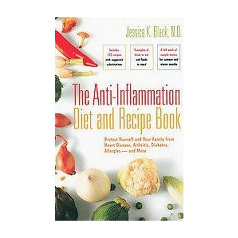 The Anti-inflammation Diet and Recipe Book (Paperback)