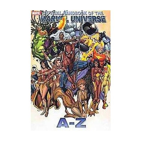 Official Handbook of the Marvel Universe a to Z 11 (Hardcover)
