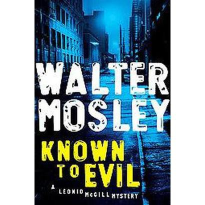 Known to Evil (Hardcover)