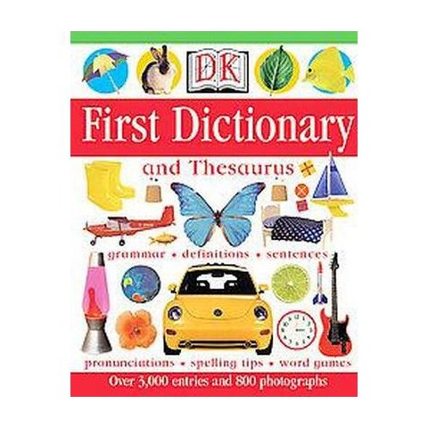 Dk First Dictionary (Hardcover)