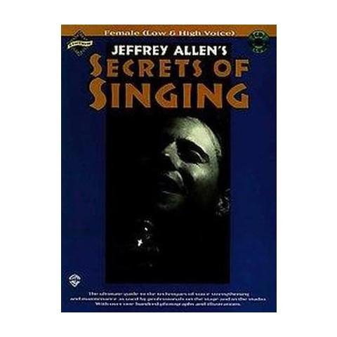Jeffrey Allen's Secrets of Singing (Package)