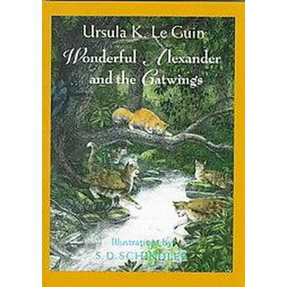 Wonderful Alexander and the Catwings (Hardcover)