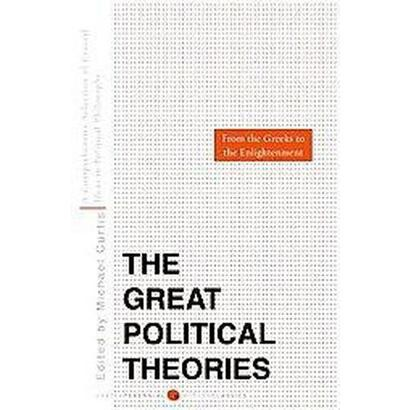 The Great Political Theories (Volume 1) (Paperback)