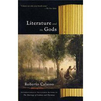 Literature and the Gods (Reprint) (Paperback)