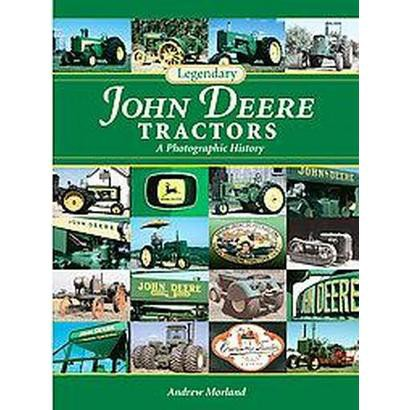 John Deere Tractors (Hardcover)
