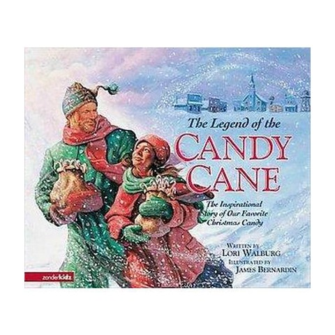The Legend of the Candy Cane (Hardcover)