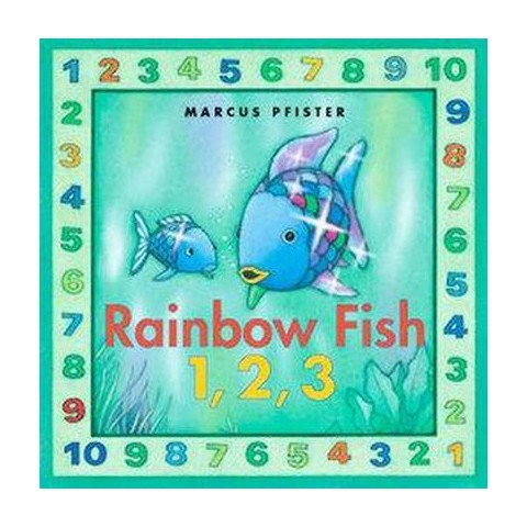 Rainbow Fish 1, 2, 3 (Hardcover)