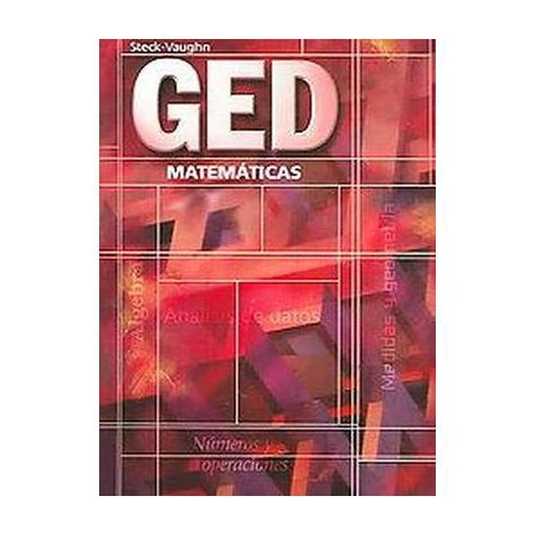 GED Matematicas (Paperback)