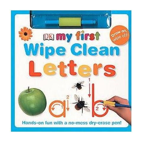 My First Wipe Clean ( Dk My First Books) (Board)