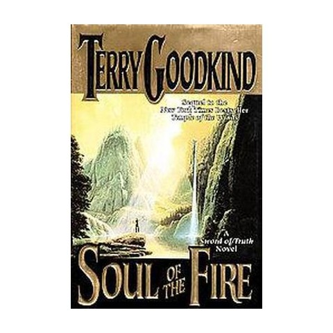 Soul of the Fire (Hardcover)