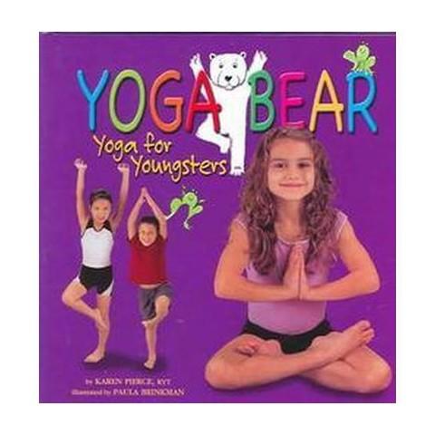 Yoga Bear (Hardcover)