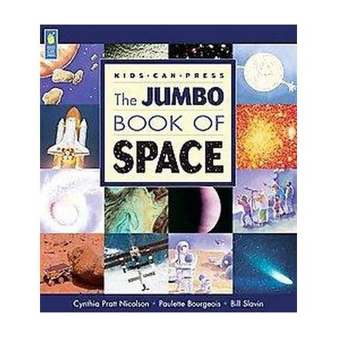 The Jumbo Book of Space (Paperback)