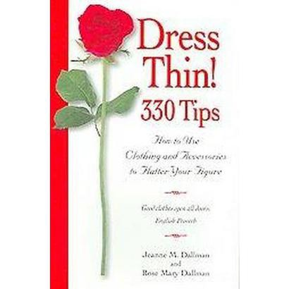 Dress Thin 330 Tips (Paperback)
