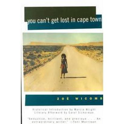 You Can't Get Lost in Cape Town (Paperback)