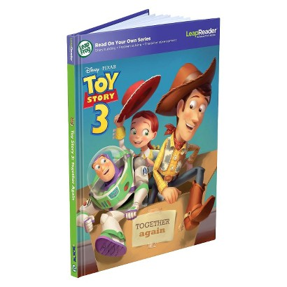 LeapFrog® LeapReader™ Book: Disney Pixar Toy Story 3: Together Again (works with Tag)