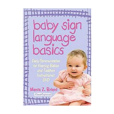 Baby Sign Language Basics (New) (DVD-ROM)