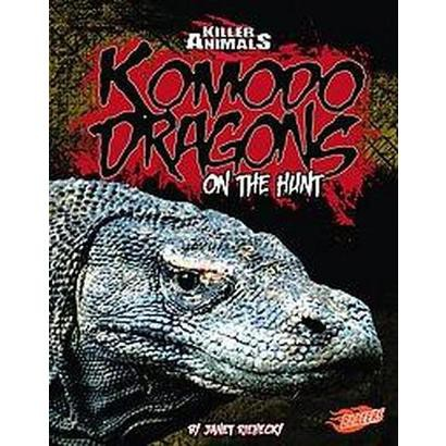 Komodo Dragons (Hardcover)