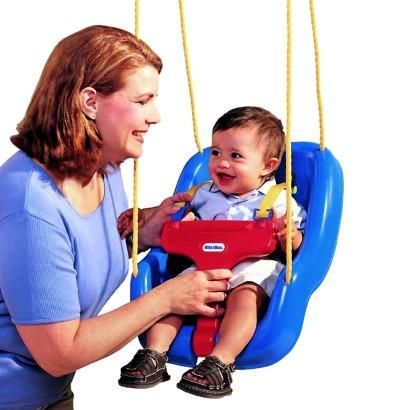 Little Tikes Snug N' Secure Swing