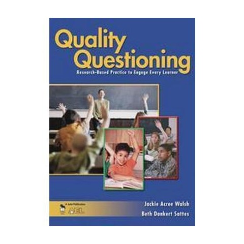 Quality Questioning (Paperback)