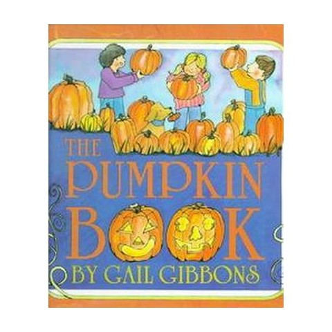 The Pumpkin Book (Hardcover)