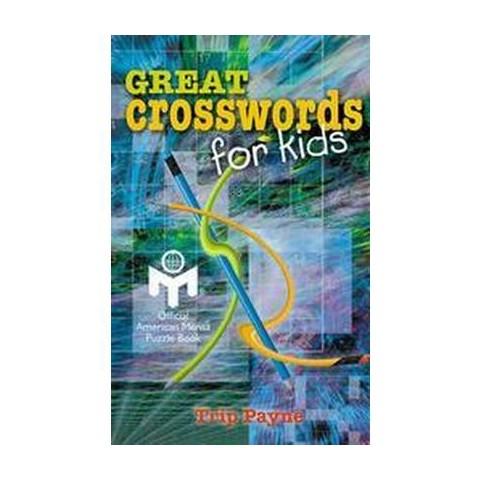 Great Crosswords for Kids (Paperback)