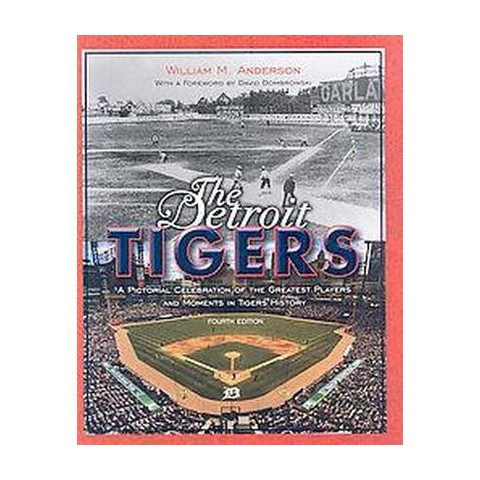 The Detroit Tigers ( Great Lakes Books Series) (Hardcover)