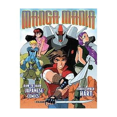 Manga Mania (Paperback)